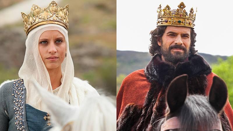¿Mandaba Isabel en Aragón?