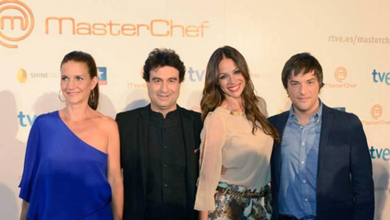 'MasterChef', Michelle Jenner, María Escario, y 'Disco grande' de Radio 3, Premios Ondas 2013