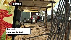 Babel en TVE - Sobrevivir en un asentamiento - Avance