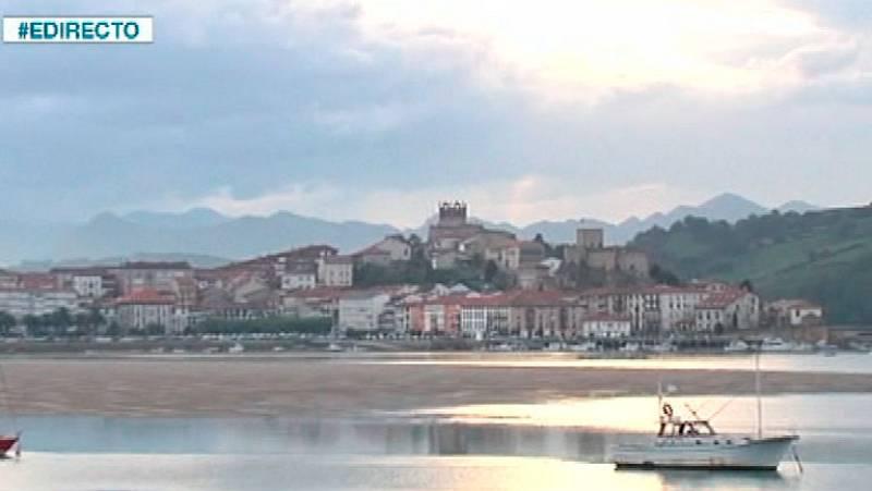 España Directo- ¿Les apetece una escapada a San Vicente de la Barquera?