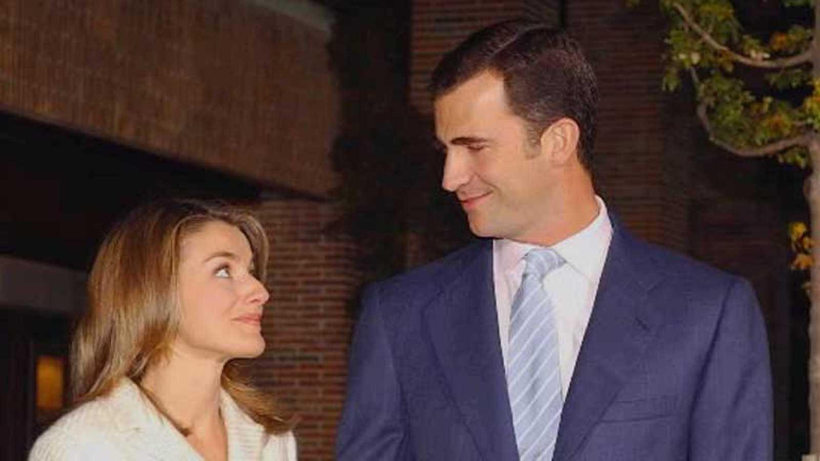 Diez años del compromiso de los príncipes de Asturias