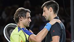 Djokovic arrebata a Ferrer el Masters 1000 de París- Bercy