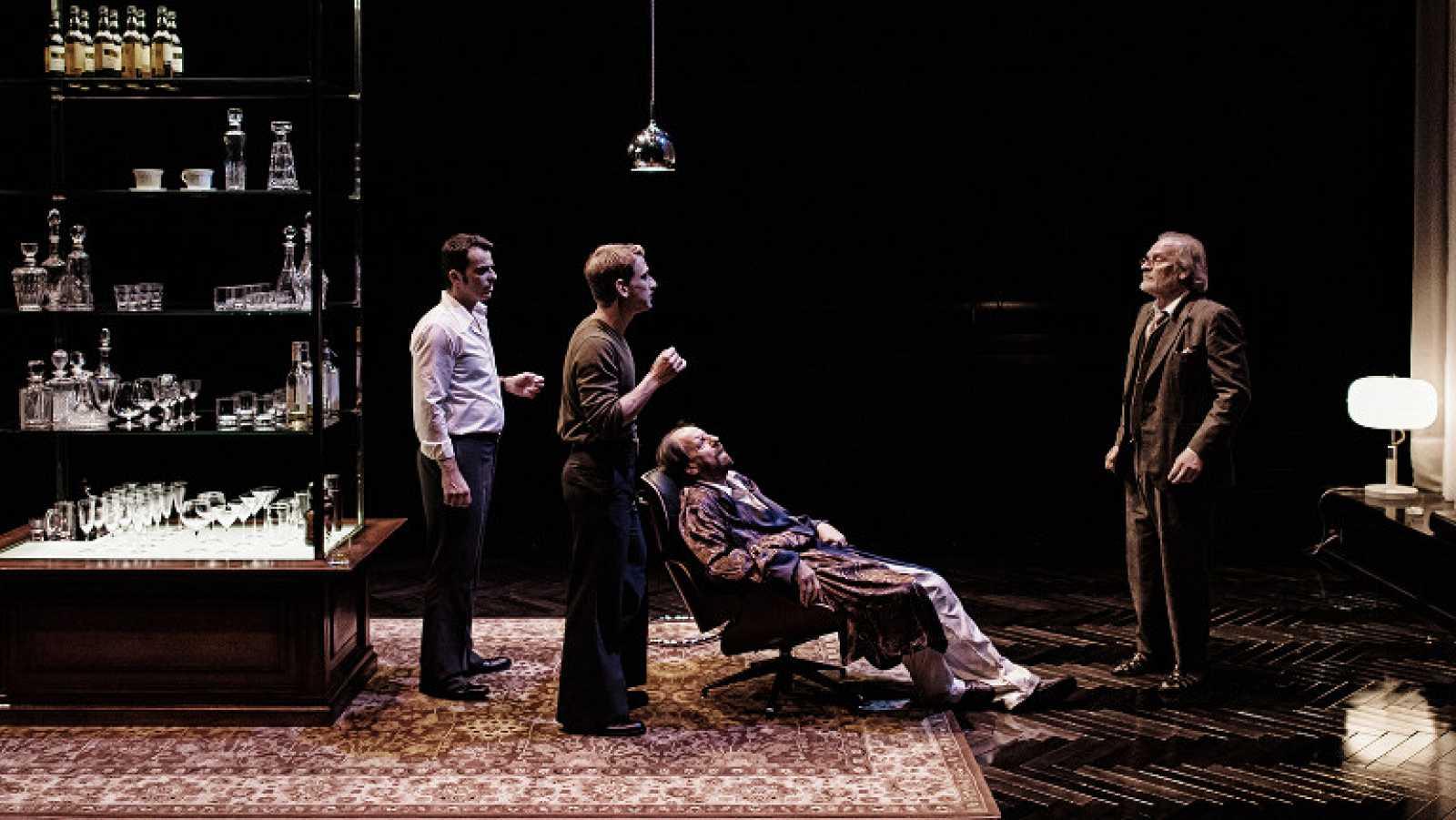 'Terra de Ningú' en el Teatre Nacional de Catalunya - Ver ahora