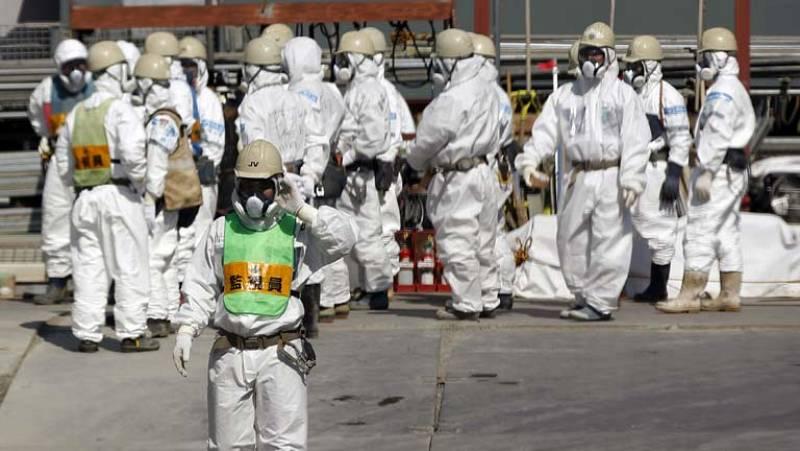 5.000 personas participan en un simulacro de accidente nuclear, en Cáceres