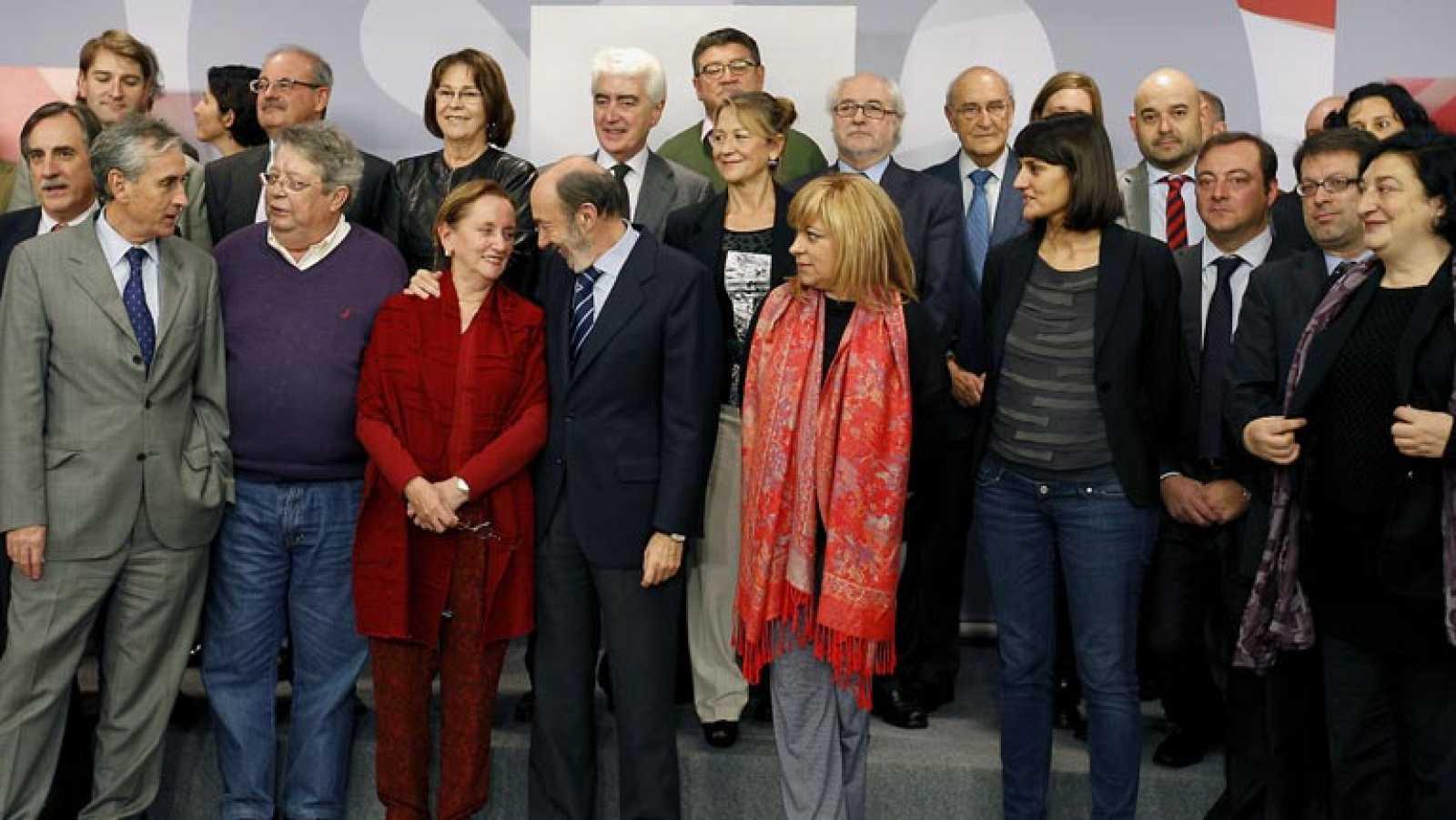 El PSOE trata de relanzar su proyecto político con una Conferencia