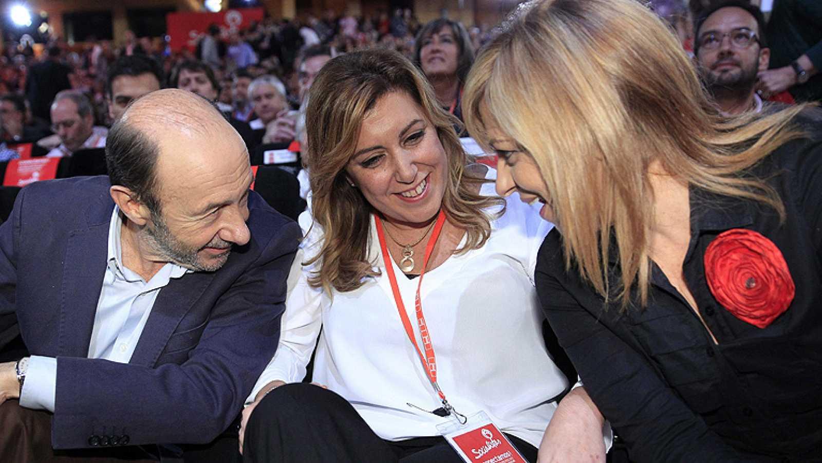 El PSOE abre su Coferencia Política en Madrid