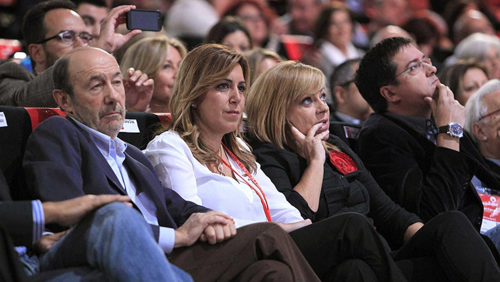 Las primarias centran el debate del PSOE
