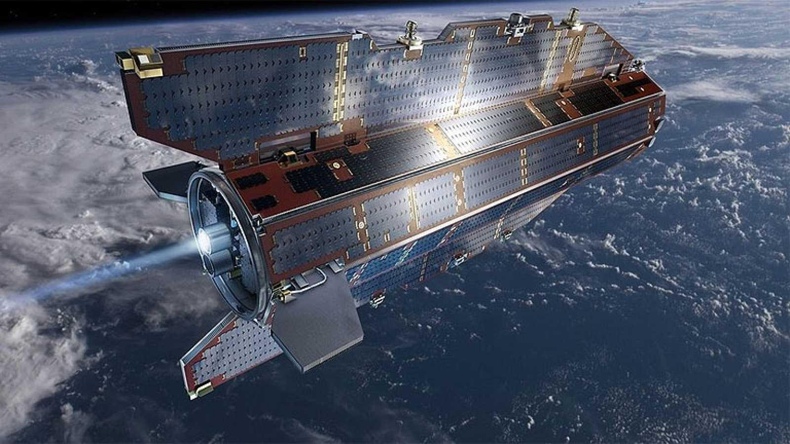 El satélite GOCE se desintegrará en la atmósfera y caerá sobre la Tierra en unas horas