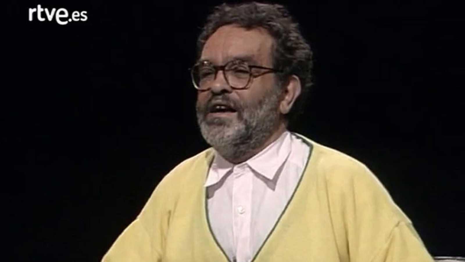 El milenarismo - Fernando Arrabal en 'El mundo por montera' (1989)