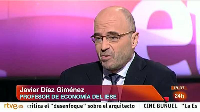 Con el economista Javier Díaz Jiménez analizamos los últimos datos de la economía española y europea