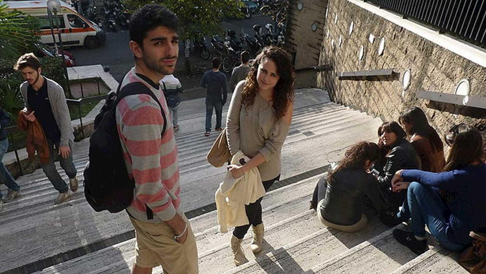 La C.E asegura que los fondos europeos para becas Erasmus en España aumentarán un cuatro por ciento el año que viene