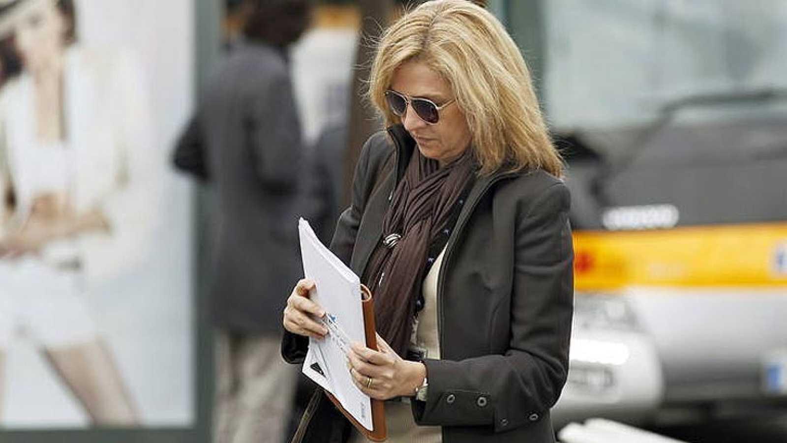 La Fiscalía asegura que no hay pruebas que vinculen a la infanta Cristina con actos delictivos