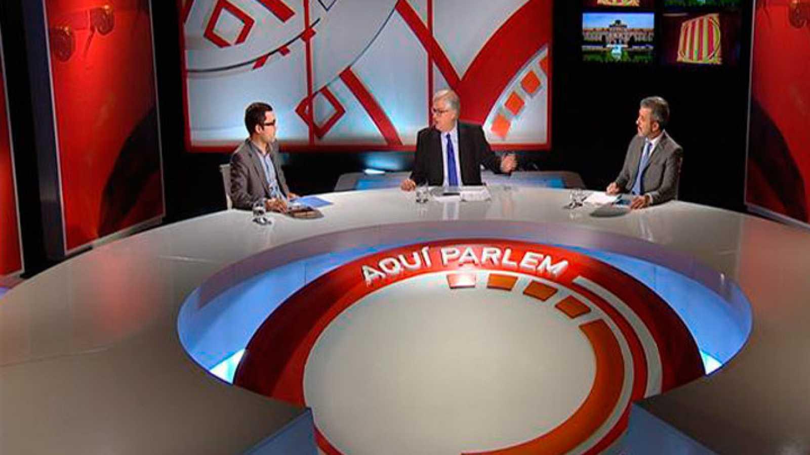 Aquí Parlem - Cal animar als ciutadans a participar a la política?  - 17/11/2013