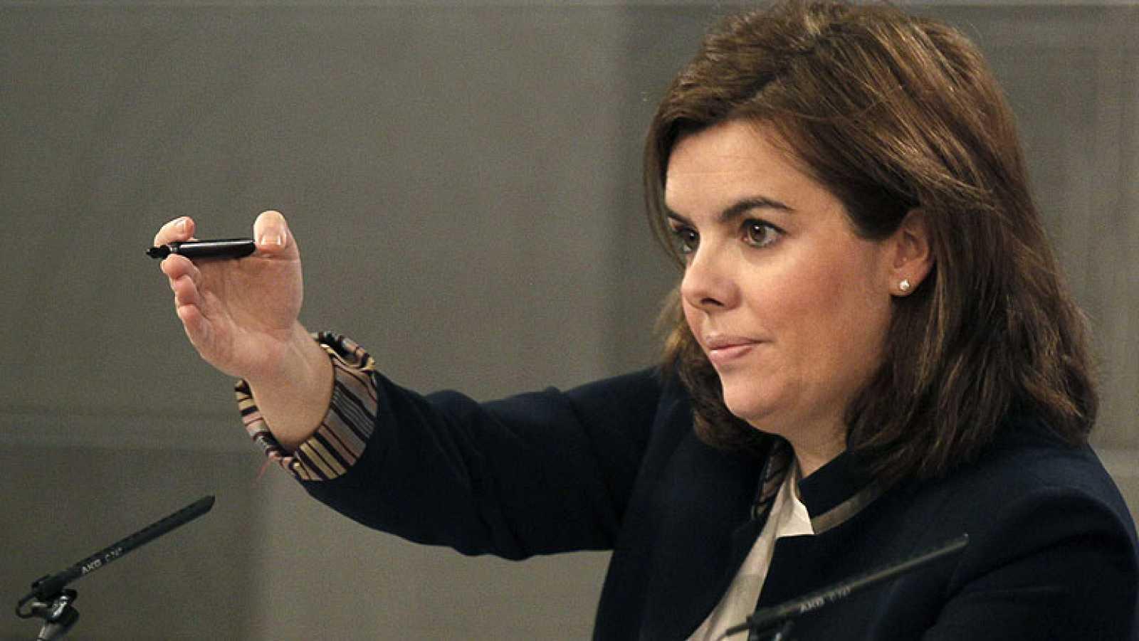 Santamaría dice que Interior garantizará la seguridad tras salir libres violadores y asesinos por 'Parot'