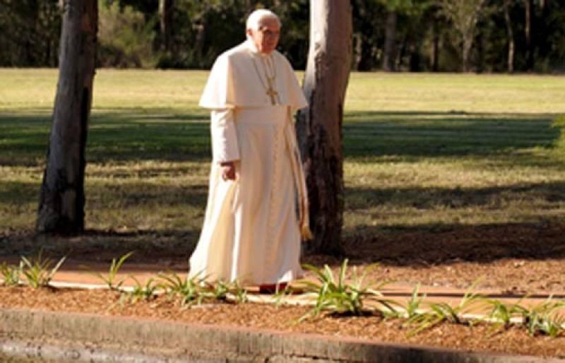 Benedicto XVI ya está en Sydney