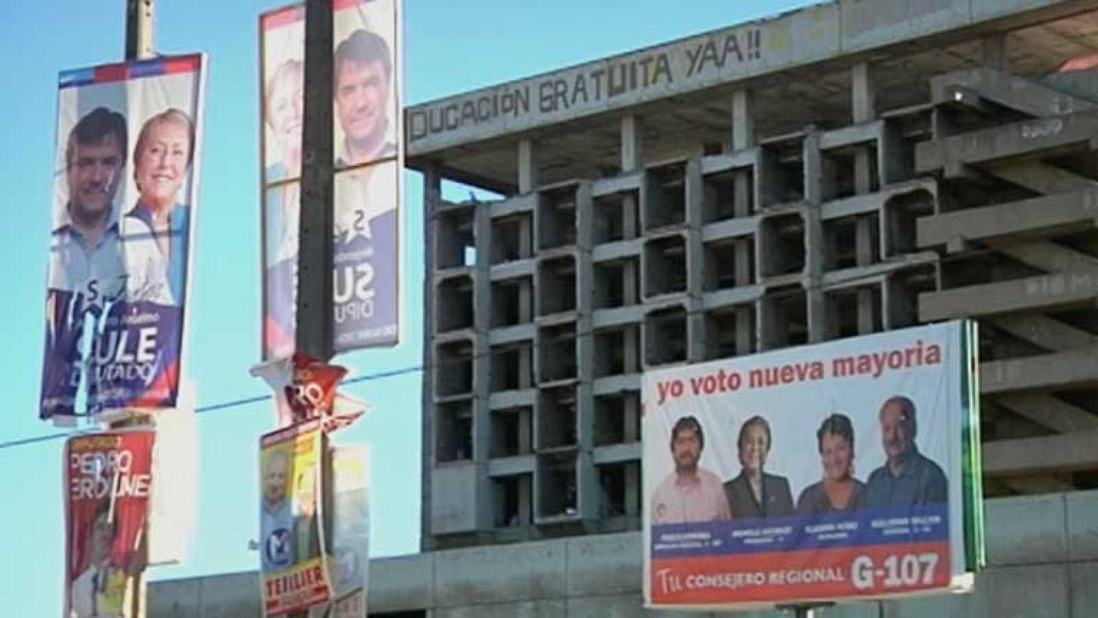 Chile se prepara para las elecciones presidenciales