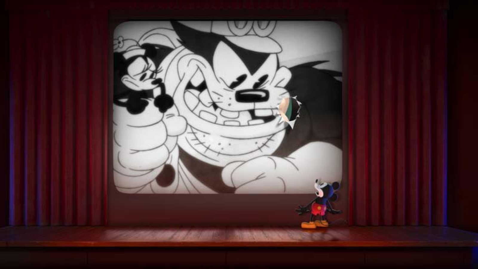 Mickey Mouse celebra su 85 cumpleaños