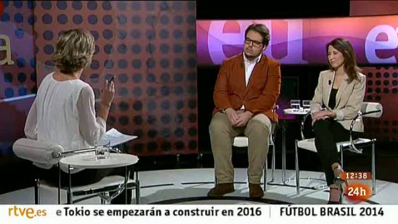 Jóvenes españoles debaten en nuestro programa sobre la situación del empleo juvenil en España, con más del 56 por ciento de paro, y en Europa. ¿Hay salida?