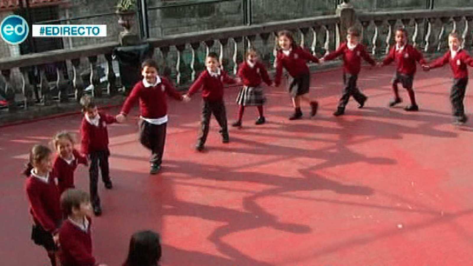 España Directo- Unos niños arrasan con una canción en lengua de signos