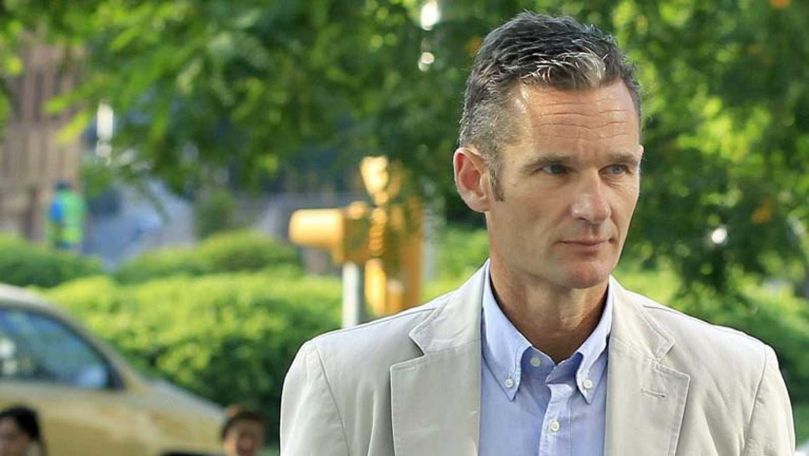 El fiscal General dice que no hay abierta ninguna negociación entre la fiscalía e Iñaki Urdangarin