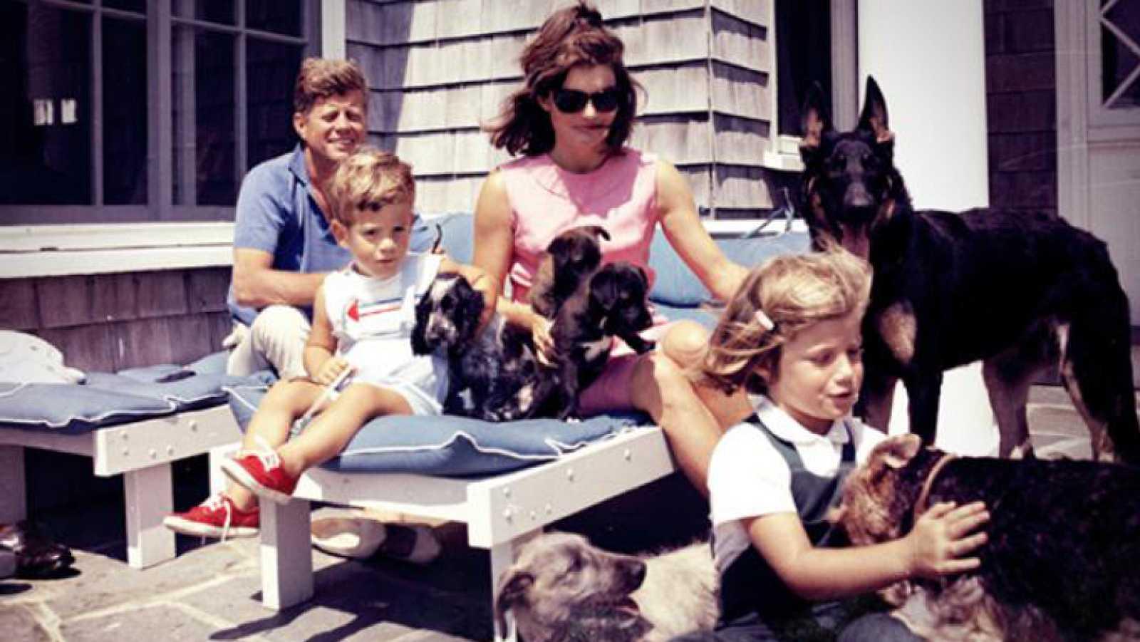 """Así empieza el documental """"No puede haber un Kennedy feliz"""""""