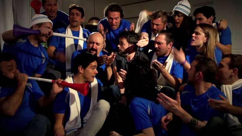 Más TVE - Promo de fútbol, Champions League
