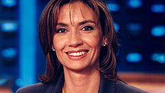Marta García, voz y rostro en TVE