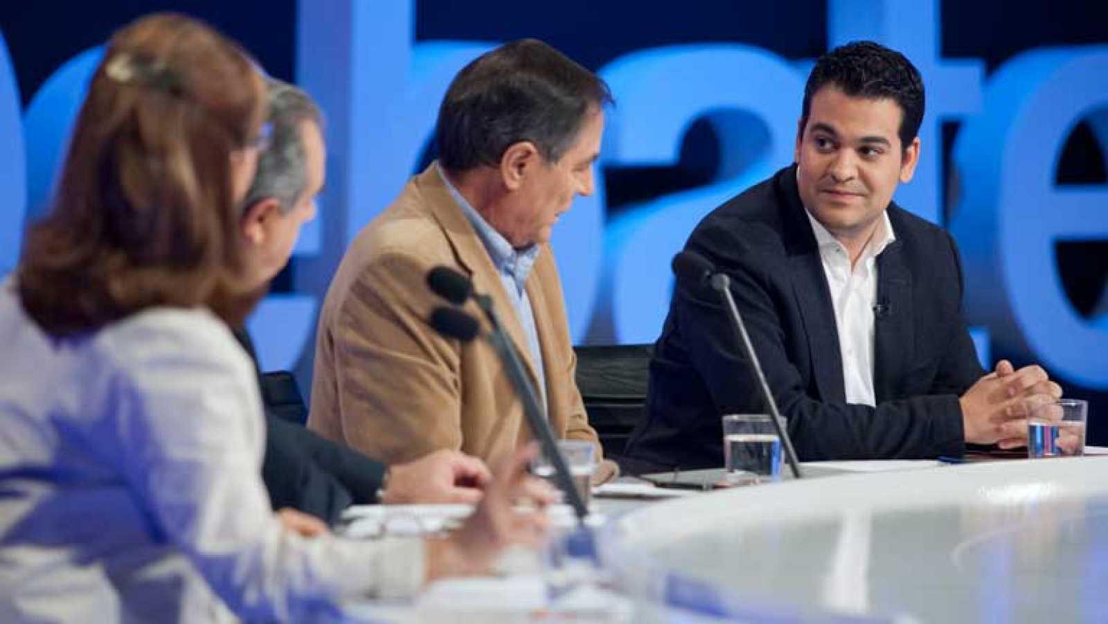 El Debate de La 1 - 21/11/13 - ver ahora