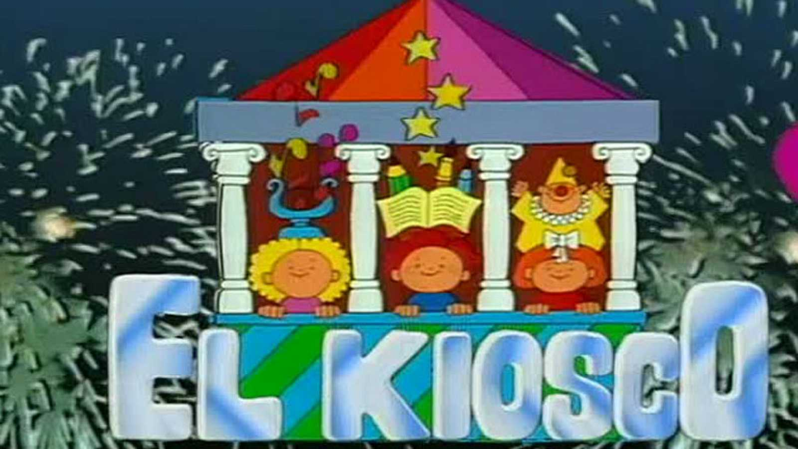 Una edición de 'El kiosco' (1984)