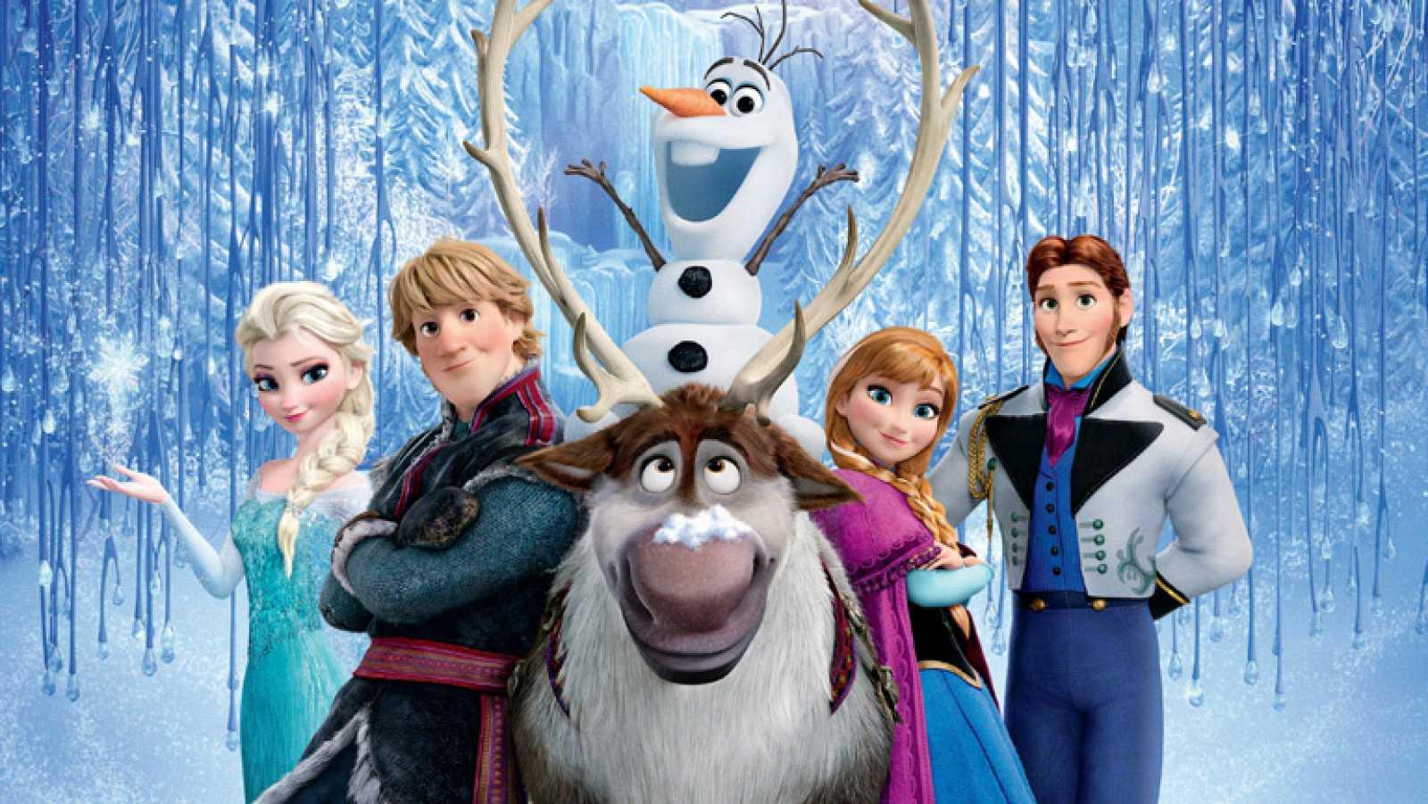 RTVE.es os ofrece un clip exclusivo de 'Frozen: El reino del hielo'