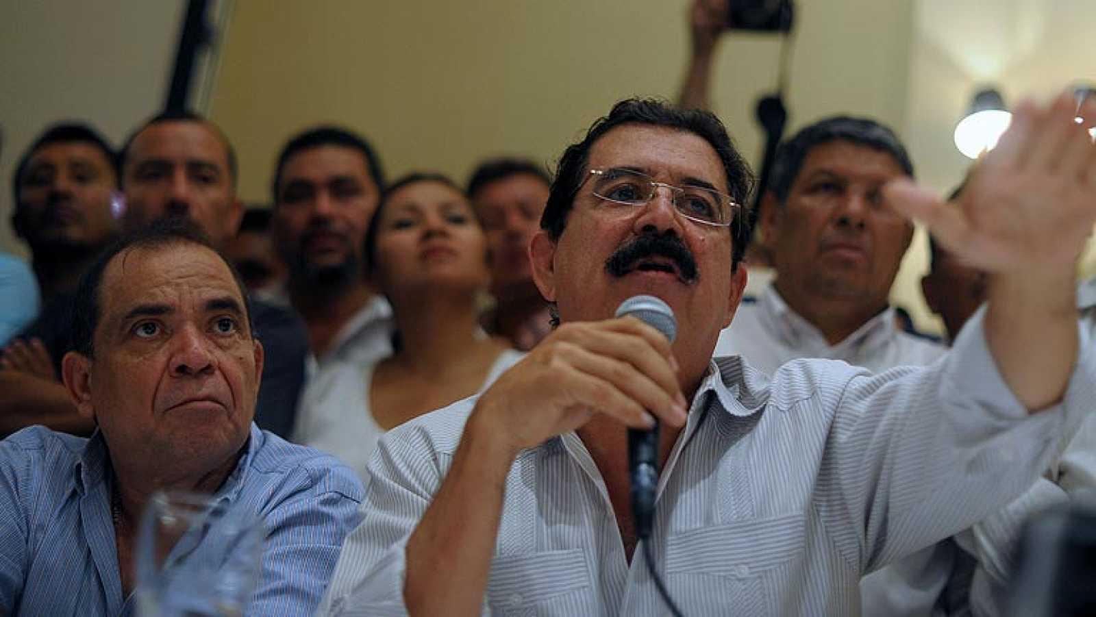 """El Tribunal Electoral hondureño dice que el triunfo de Hernández es """"irreversible"""""""