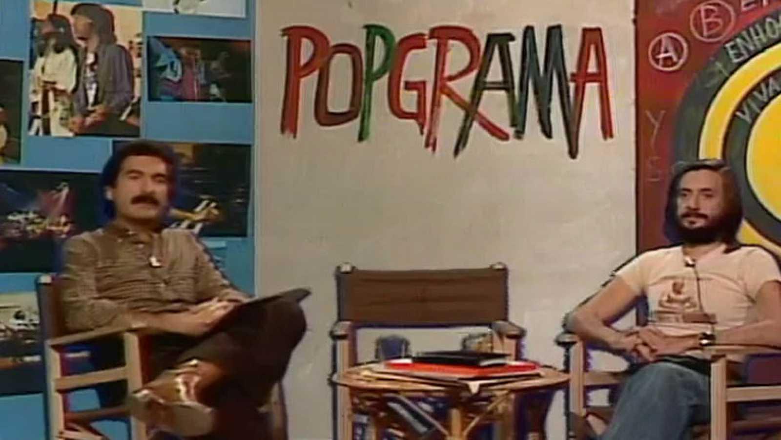 Una edición de 'Popgrama' (1977)