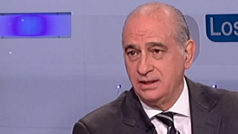 """La mañana - Fernández Díaz: """"Están libres y pueden delinquir"""""""