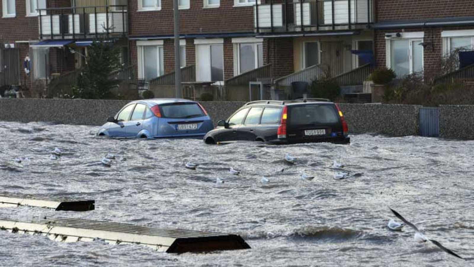 Al menos 10 fallecidos por el fuerte temporal en el norte de Europa