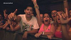 Generación Rock  - Mejores momentos programa 6 -   La banda eclipsa al público