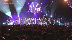 Generación Rock  - Mejores momentos programa 6 -   Generación Rock se sube al escenario