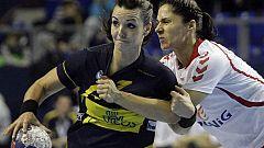 Las 'guerreras' del balonmano vencen a Polonia