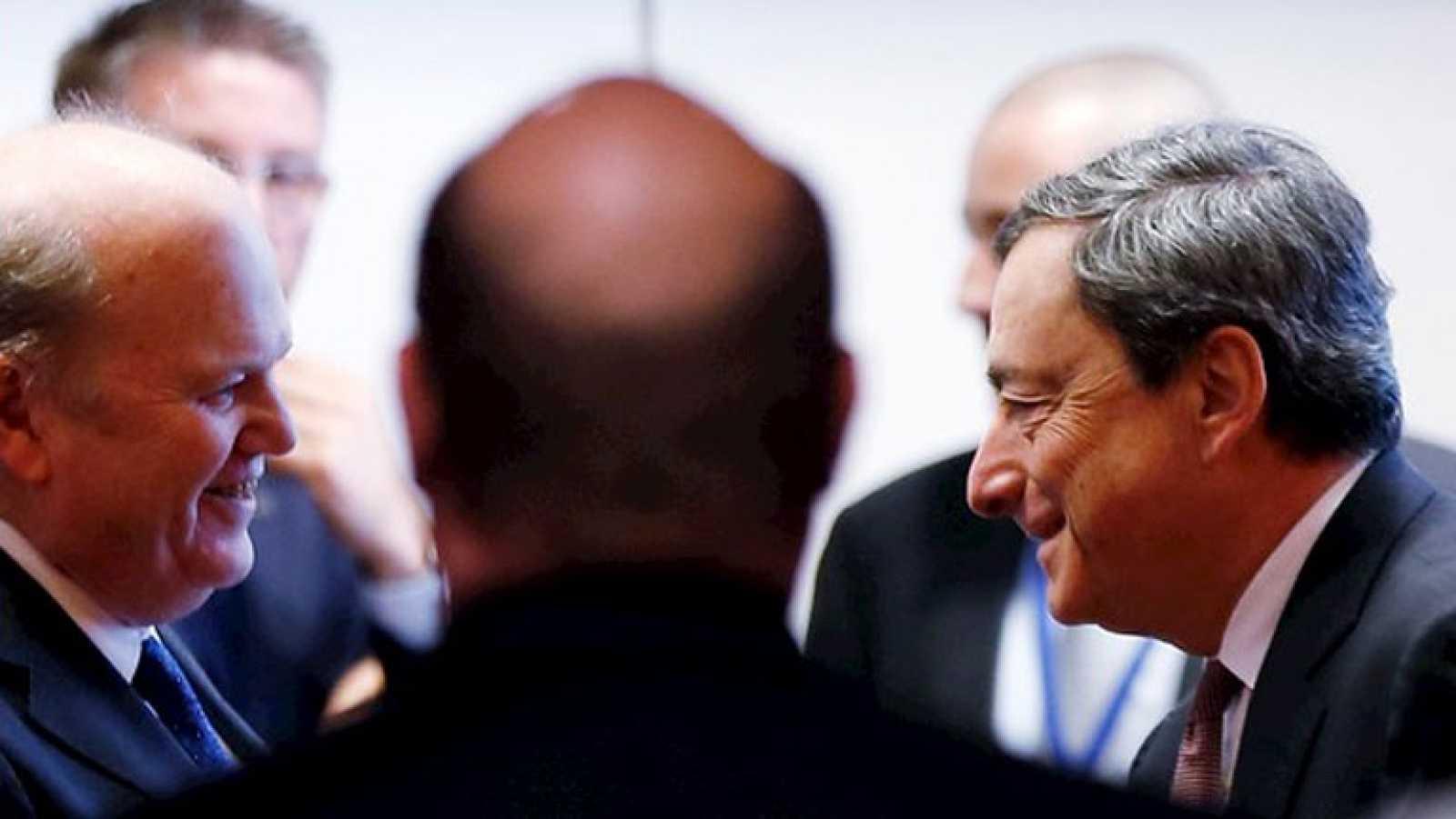 El rescate a Irlanda termina,pero sigue atascado el acuerdo ssobre Grecia