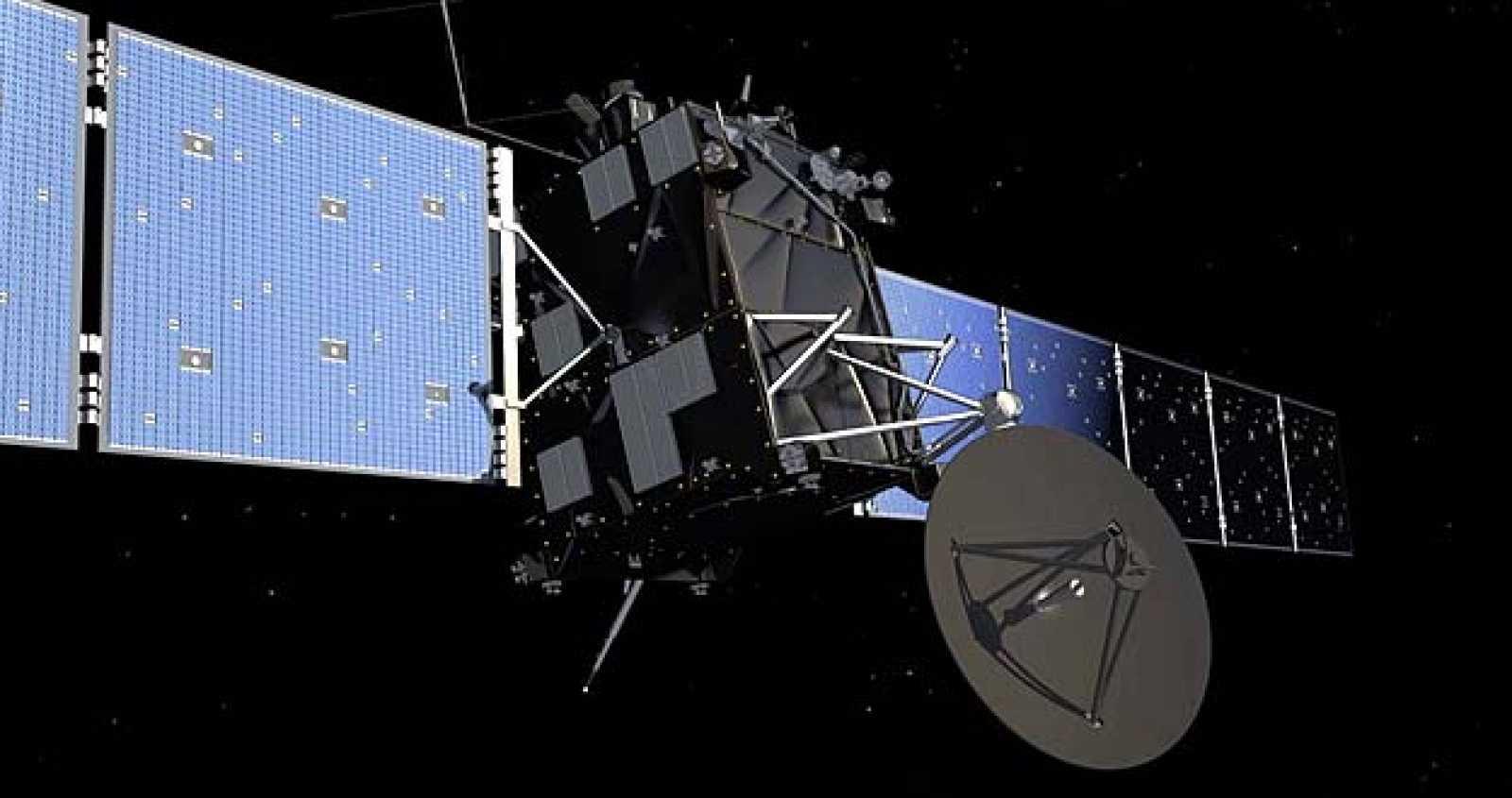 La sonda Rosetta, a punto de despertarse