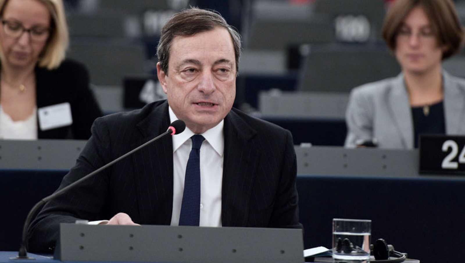 """La unión bancaria """"no es la panacea"""" para Draghi"""