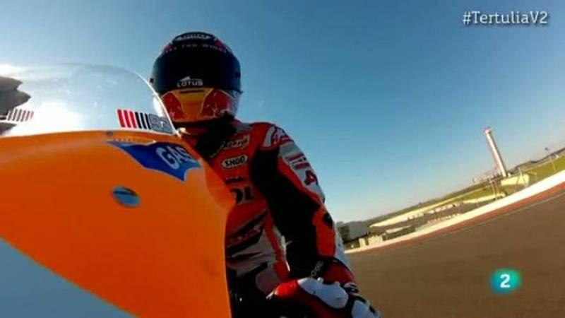 Vespre a La 2 - Entrevista amb Marc Màrquez, campió de motociclisme