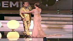 José Corbacho y Elsa Pataky