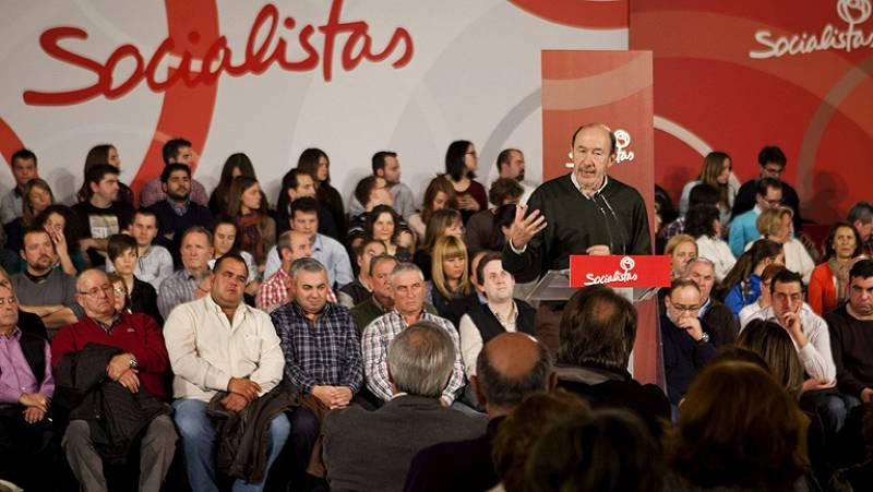 Rubalcaba insiste en la reforma de la Constitución para un mejor funcionamiento del Estado