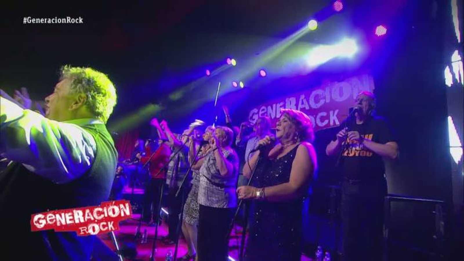 Generación Rock - Programa 8 - Avance