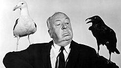 Presentación de 'Los pájaros' por Alfred Hitchcock
