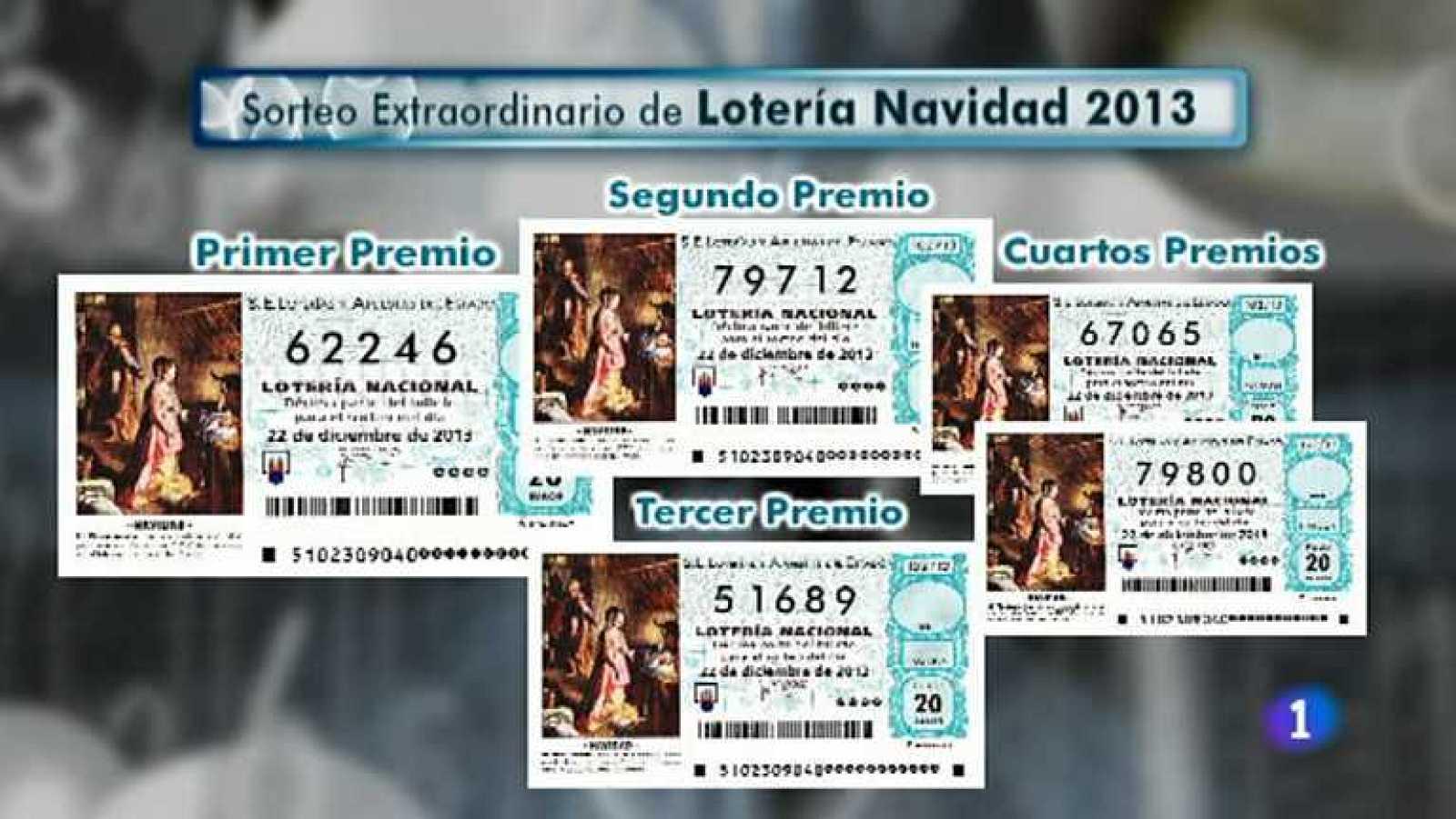 Comprobar Decimo Loteria Navidad 2012 Sorteo De La Loteria De Navidad 2013 Quinta Hora Rtve Es