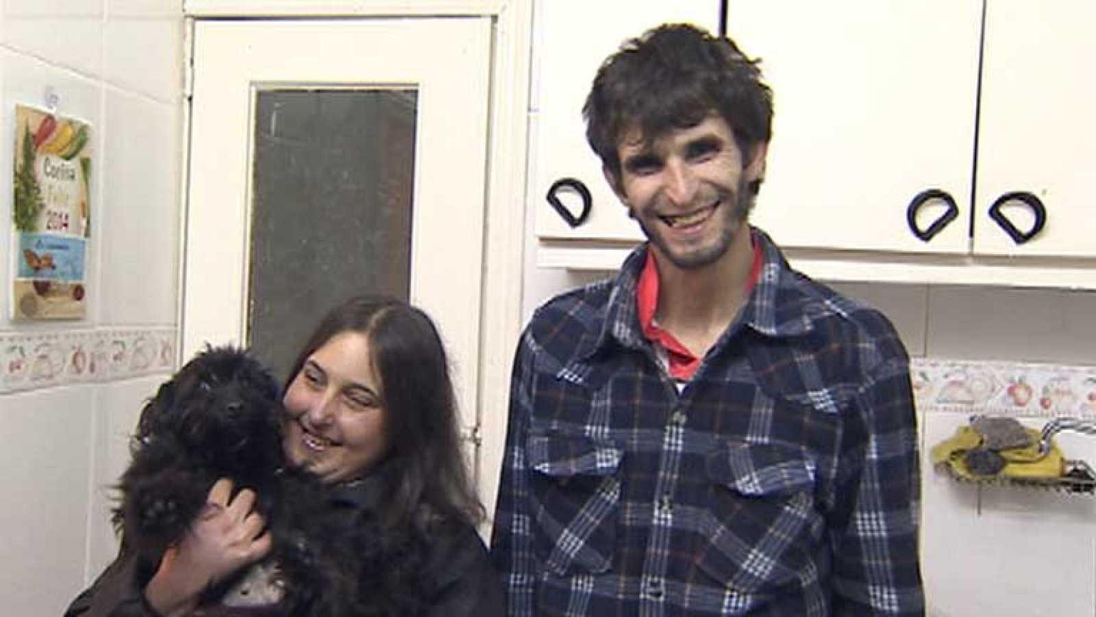 Un tercer premio que devuelve la ilusión a Carlos y Vanesa