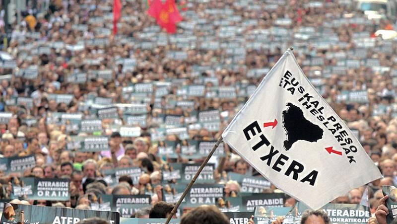 """Los presos de ETA reconocen el daño causado y aceptan un proceso """"individual y escalonado"""""""