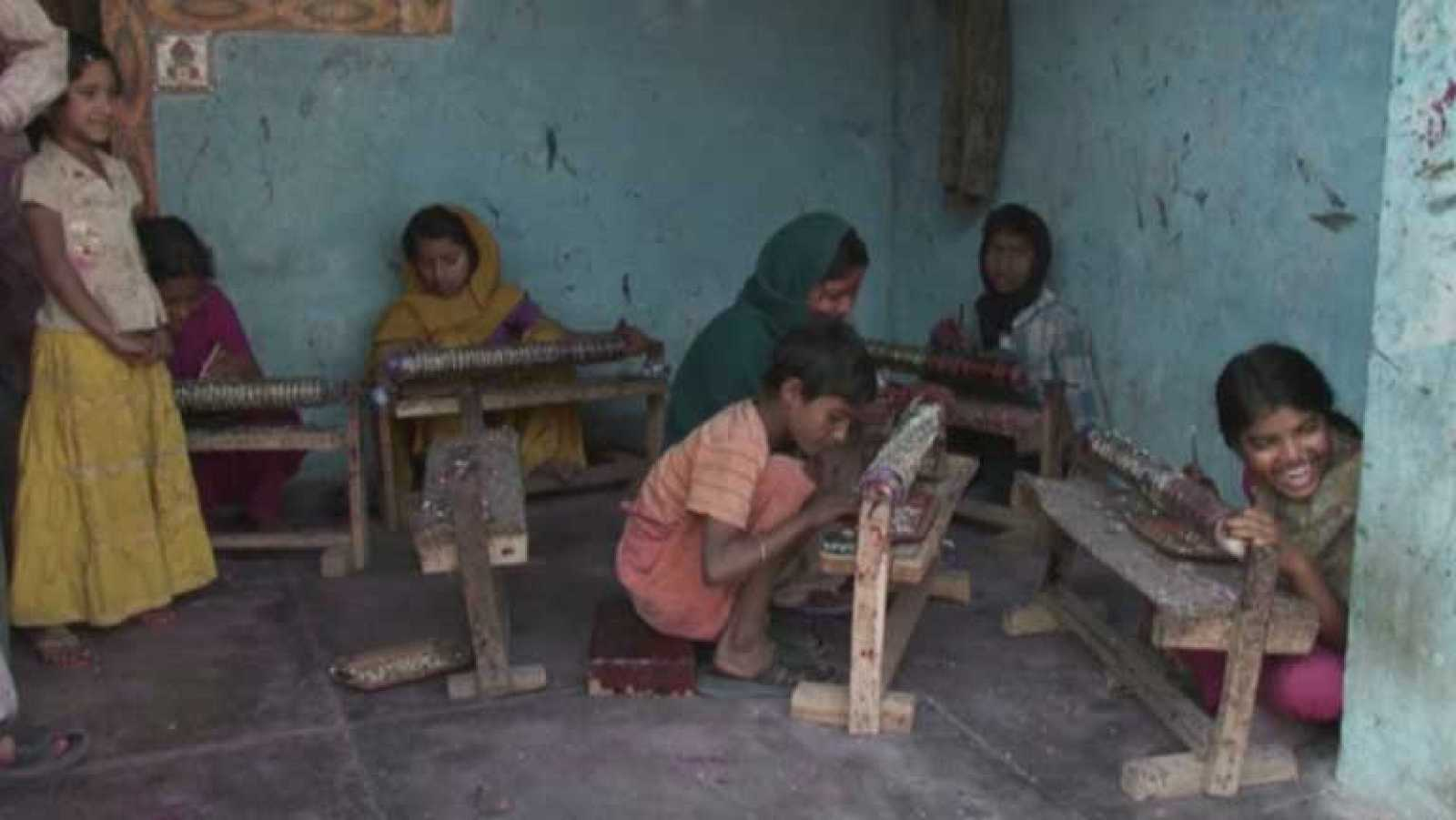 168 millones de niños explotados laboralmente