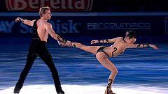 Patinaje artístico - Gala 'Golden Skate Awards'